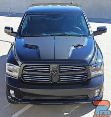 2014 dodge ram hemi dodge ram vinyl graphics stripes decals hemi 2009 2018