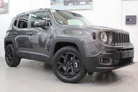 jeep renegade dark blue 2016 16 jeep renegade 2 0 multijet ii 200hp 4wd auto deranged