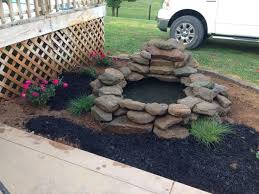 Backyard Fish Pond Ideas The 25 Best Tractor Tire Pond Ideas On Pinterest Tire Pond