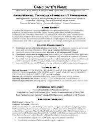 Sample Of It Resume by Enjoyable Design Sample It Resume 7 Cv Resume Ideas