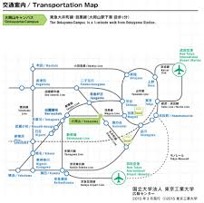 Shinagawa Station Map Hepa 2017