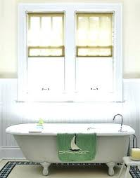 Bathroom Window Curtain Ideas Plastic Bathroom Window Curtains Lace Window Screens Plastic