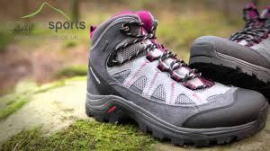 womens walking boots uk reviews salomon authentic ltr gtx s waterproof walking shoe