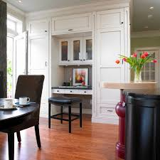 desk in kitchen ideas high end desks kitchen traditional with built in desk built