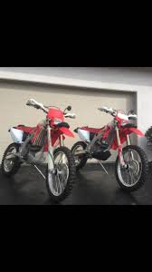 crf450x legal motorcycles for sale