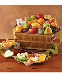organic fruit basket new savings on deluxe organic fruit gift basket by harry david