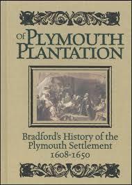 puritans attitude towards nature through of plymouth plantation