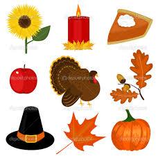 thanksgiving symbols clipart clipartxtras