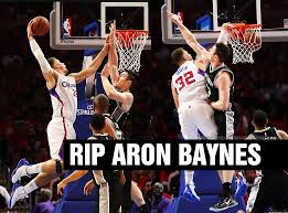Blake Griffin Meme - blake griffin posterizes aron baynes 3 times in 5 minutes in gm1