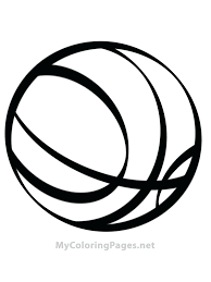 basketball coloring pages nba players ball basket sports book