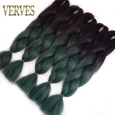 Pure Black Tone Online Buy Wholesale Ombre Braiding Hair Three Tone From China