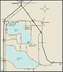 Riverside State Park Trail Map by North Higgins State Parkmaps U0026 Area Guide Shoreline Visitors Guide