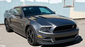 All Black 2013 Mustang 2013 Ford Mustang Gt Premium Review Roadshow