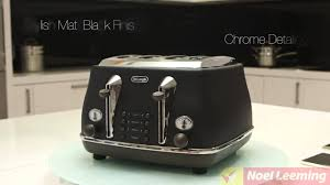 Delonghi Icona Toaster Silver Delonghi Icona Cream Kettle Affordable Deulonghi Slice Vintage