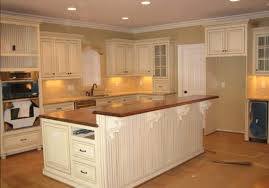 modern kitchen designs white spray paint wood kitchen island black