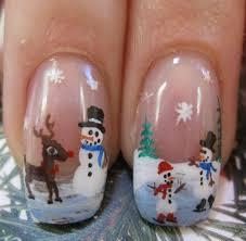 christmas nail art and christmas nail art design merry christmas