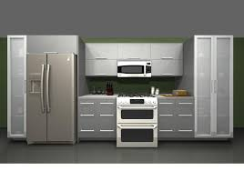 Kitchen Cabinet Tall Grey Kitchen Cabinet With Frosted Glass Door - Kitchen cabinets with frosted glass doors