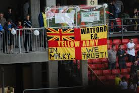 Blind Stupid And Desperate Premier League On Watford Fc And Premier League