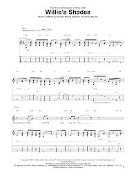 Wildfire Pod Tab by Sheet Music Digital Files To Print Licensed Guitar Tab Digital