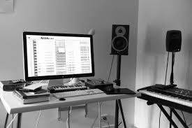 Studio Monitor Desk by In The Studio With Luke Howard U2013 Headphone Commute