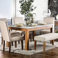 Industrial Style Dining Room Tables Furniture Of America Aralla Industrial Style Dining Table Free