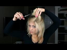 hairstyles for long hair at home videos youtube 8 youtube tutorials that make cutting your own hair look super easy