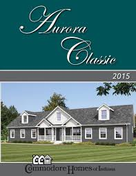 commodore homes of indiana aurora classic seriees 2015 mod links