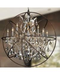 Flemish Chandelier Get This Amazing Shopping Deal On Foucault S Orb Chandelier 13
