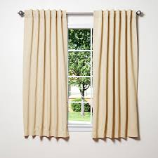 amazon com best home fashion thermal insulated blackout curtains amazon com best home fashion thermal insulated blackout curtains back tab rod pocket beige 52