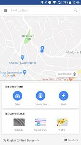 Walking Dead Google Map Update Apk Download Google Maps Go Shows Up On The Play Store
