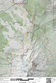 Pct Oregon Map by Oregon Hikers U2022 View Topic Pct From Dee Wright To Opie Dilldock Pass