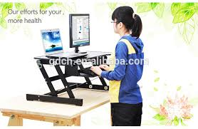 multi functional computer table movable dj laptop stand and