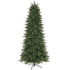 ge 7 5 ft slim aspen fir incandescent artificial tree