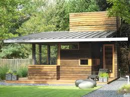 Backyard Office Prefab by Backyard Studio Inhabitat Green Design Innovation