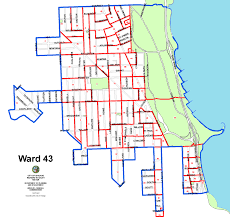 Ward Map Chicago by Wealthy Donors Backing Hopefuls In Chicago U0027s 43rd Ward