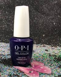 opi turn on the northern lights opi turn on the northern lights gelcolor iceland collection new