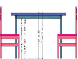 standard seat height supreme standard table height counter height kitchen tables design