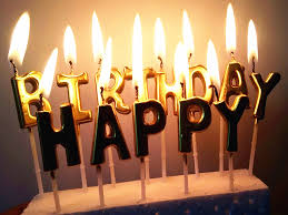 birthday cake candles letter candles for birthday cakes my