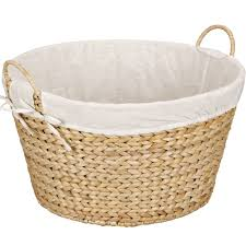 Wicker Clothes Hamper With Lid Clothes And Laundry Hampers And Sorters Organize It