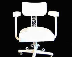 Shabby Chic Desk Chairs by Vintage Desk Chair Etsy