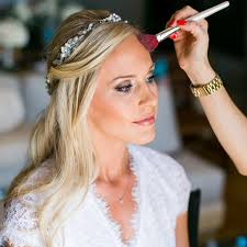 hair makeup wedding hair and makeup scheduling tips to keep everyone on time