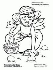 25 free printable easter coloring pages easter