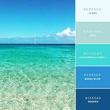 best 25 ocean color palette ideas on pinterest purple palette