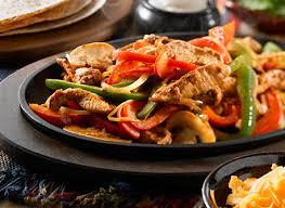 cuisine mexicaine fajitas fajitas grésillants mexicains recette plaisirs laitiers