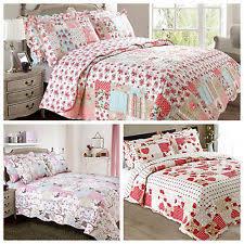 Patchwork Comforter Patchwork Bedspread Ebay