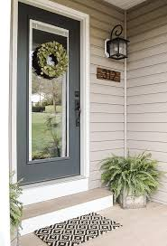 glass door number signs how to make a modern house number sign modern house and porch