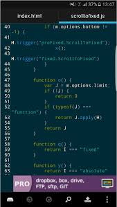 android text editor top 7 best free code editors apps for android our code world
