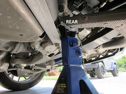 3 Ton Floor Jack Jack Stands And Creeper Set by How To Put A C7 On 4 Jack Stands In 2 Minutes Corvetteforum