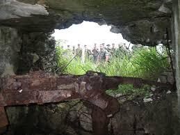 Iwo Jima Flag Raising Staged The Tunnel Wall Updated Iwo Jima Today It U0027s Still A Gut Clutcher