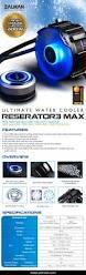 liquid light guide reserator 3 max ultimate liquid cpu cooler